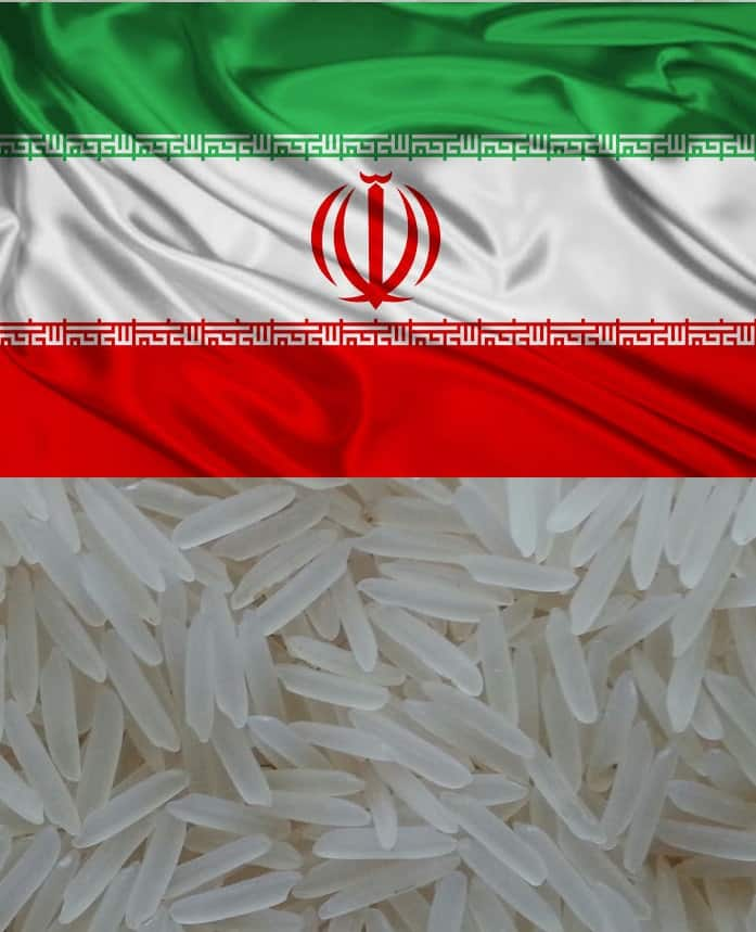 Basmati rice Exporters Worried as Iran Struggles to Make Payment