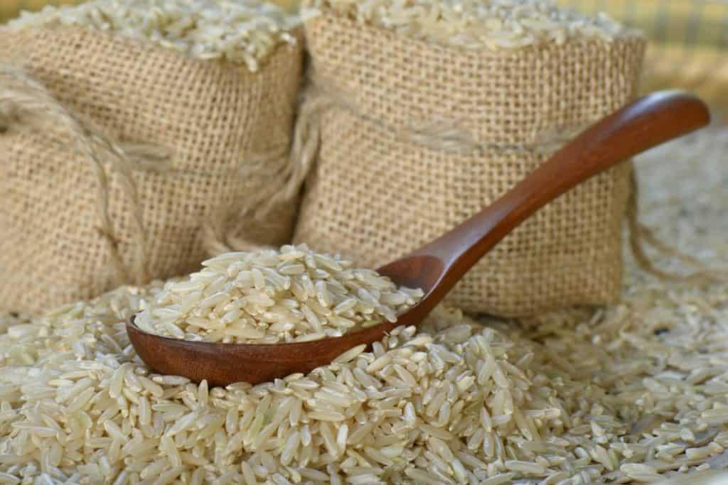 The global pandemic, coronavirus hit the Rice exports