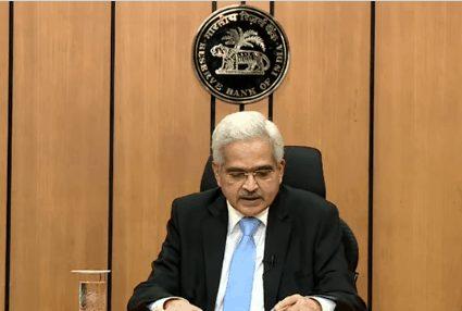 RBI Governor Shaktikanta Das announces few measures to resolve the financial stress of the country