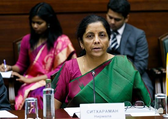 Finance Minister, Nirmala Sitharaman Striving to Boost Economy