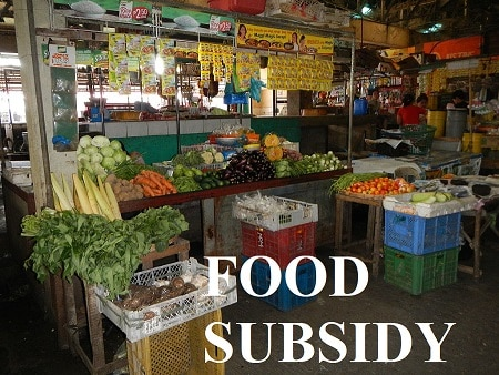 India Invokes Peace of Clause for Surpassing the Food Subsidy Ceilings